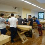 Návštěva odborných škol v Linci a největšího průmyslového areálu Rakouska