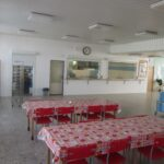 prostory jídelny